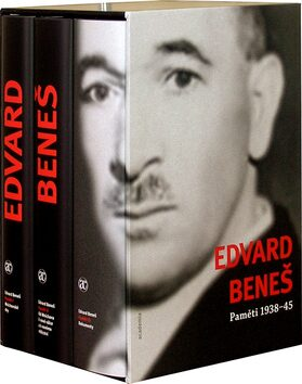 Edvard Beneš: Paměti 1938-45 - Edvard Beneš