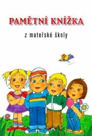Pamětní knížka z mateřské školy - neuveden