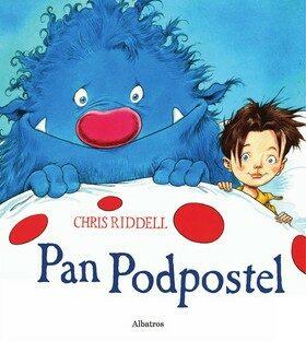 Pan Podpostel - Chris Riddell