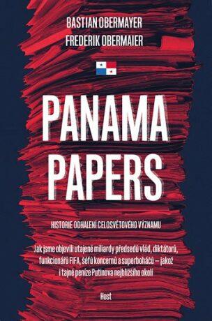 Panama Papers - Frederik Obermaier, Bastien Obermayer