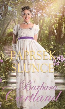 Paprsek slunce - Barbara Cartland - e-kniha