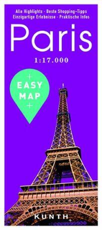 Paříž - Easy Map 1:17 000 - neuveden