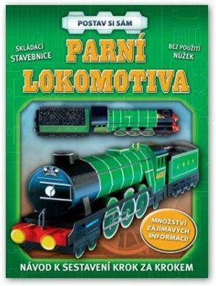 Parní lokomotiva - postav si sám -