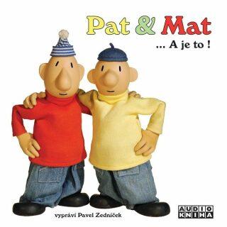 Pat a Mat - audiokniha