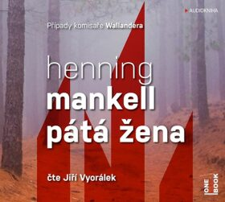 Pátá žena - Henning Mankell