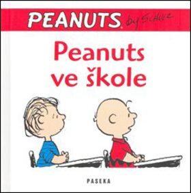 Peanuts ve škole - Charles M. Schulz