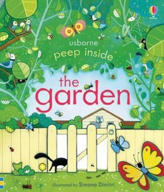 Peep Inside Garden - Anna Milbourneová