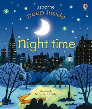 Peep Inside Night Time - Anna Milbourneová