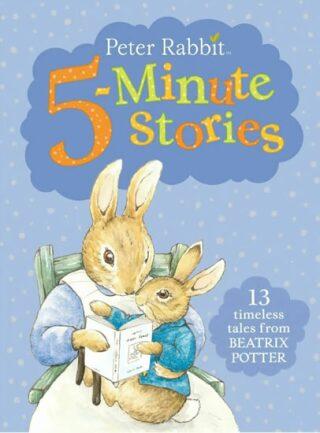 Peter Rabbit 5-Minute Stories - Beatrix Potterová