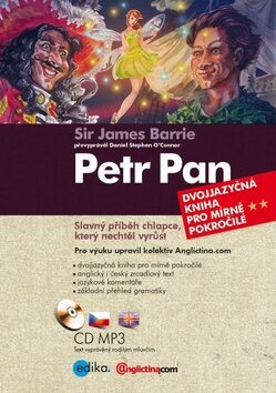 Petr Pan - James Barrie, Daniel Stephen O'Connor