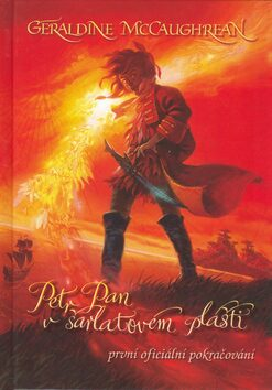 Petr Pan v šarlatovém plášti - Geraldine McCaughrean