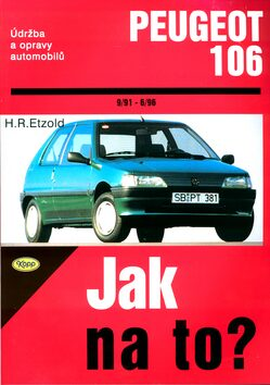 Peugeot 106  9/91 - 6/96 - Hans-Rüdiger Etzold