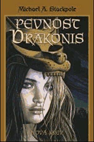 Pevnost Drakonis - Nová krev - Michael A. Stackpole