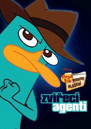 Phineas a Ferb: Zvířecí agenti - DVD