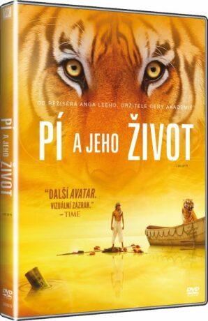 Pí a jeho život - DVD