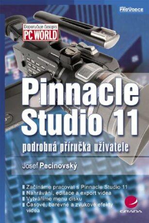 Pinnacle Studio 11 - Josef Pecinovský - e-kniha