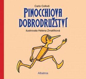 Pinocchiova dobrodružství - Carlo Collodi
