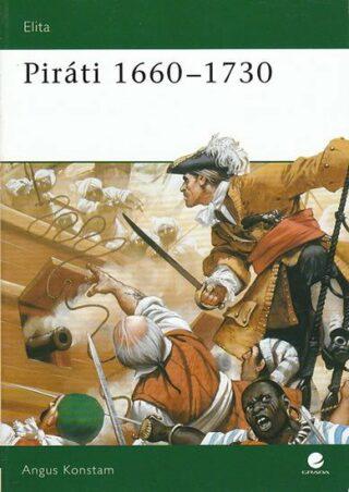 Piráti 1660 - 1730 - Konstam Angus