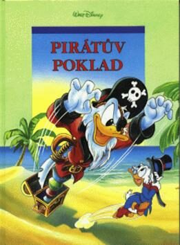 Pirátův poklad - Walt Disney