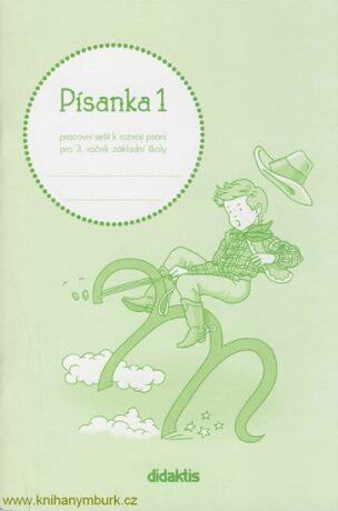 Písanka 1 pro 3.ročník ZŠ - Jitka Halasová