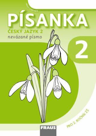 Písanka 2/2 - nevázané písmo Sassoon pro 2. ročník ZŠ - neuveden