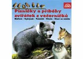 Písničky a příběhy zvířátek z večerníčků - CD - Různí interpreti