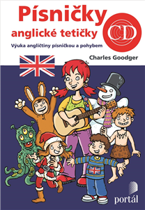 Písničky anglické tetičky + CD - Charles Goodger