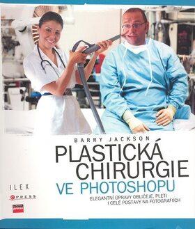 Plastická chirurgie ve Photoshopu - Barry Jackson