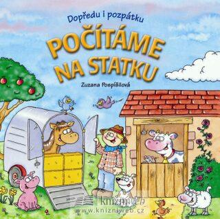 Počítání na statku - Dopředu i pozpátku - Zuzana Pospíšilová