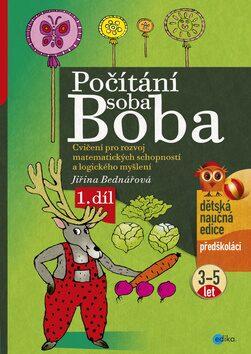 Počítání soba Boba - 1. díl - Jiřina Bednářová