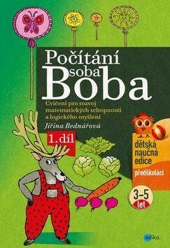 Počítání soba Boba - Jiřina Bednářová