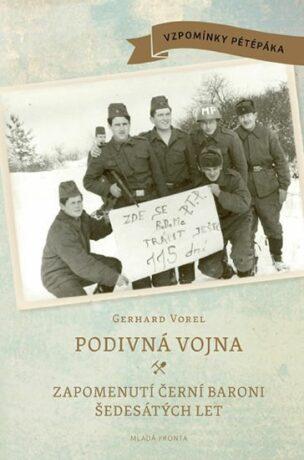 Podivná vojna - Vorel Gerhard