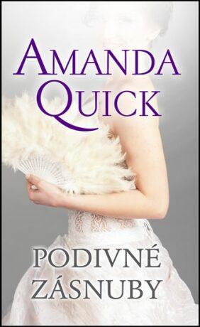 Podivné zásnuby - Amanda Quick