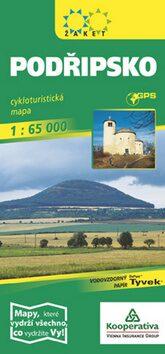 Podřipsko - cyklomapa 1:65 000 -