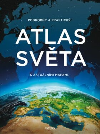 Atlas světa podrobný a praktický - neuveden