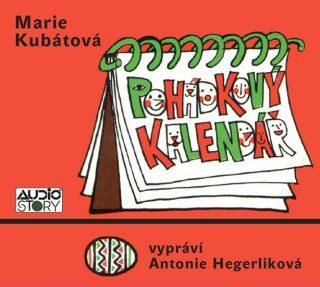 Pohádkový kalendář - Marie Kubátová