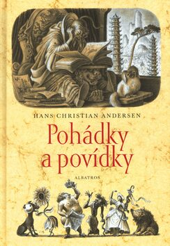 Pohádky a povídky - Hans Christian Andersen, Cyril Bouda