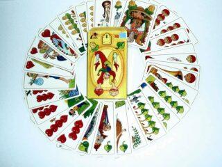 Pohádky - dětské hrací karty