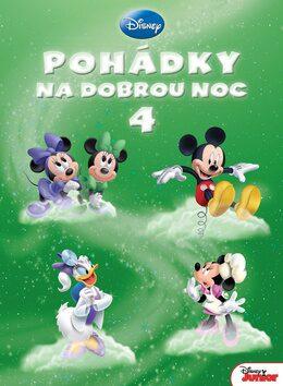Disney Junior - Pohádky na dobrou noc 4 - Walt Disney