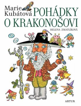 Pohádky o Krakonošovi - Helena Zmatlíková, Marie Kubátová