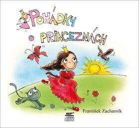 Pohádky o princeznách - František Zacharník - audiokniha