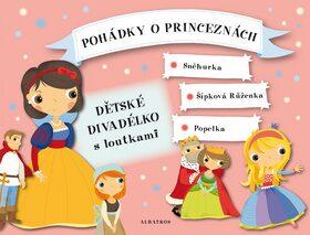 Pohádky o princeznách - Oldřich Růžička