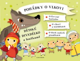 Pohádky o vlkovi - Oldřich Růžička
