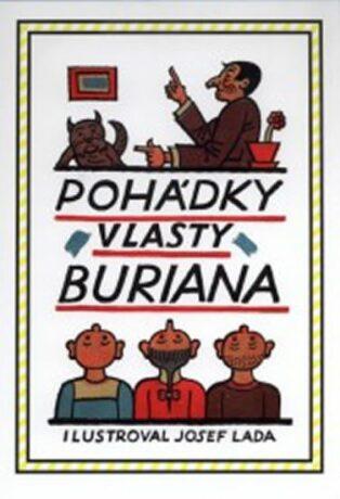 Pohádky Vlasty Buriana - Vlasta Burian
