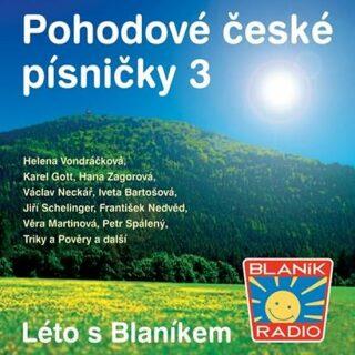 Pohodové české písničky 3 - CD - neuveden