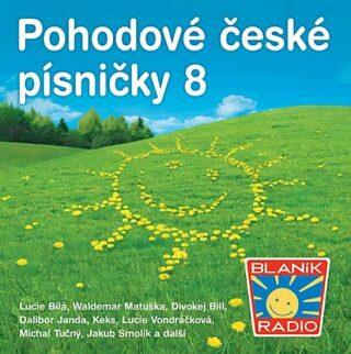 Pohodové české písničky 8 - CD - neuveden