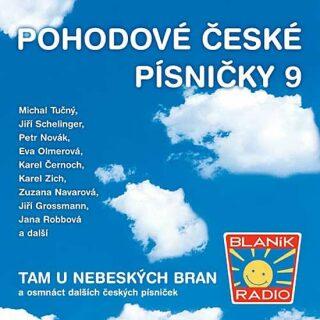 Pohodové české písničky 9 - CD - neuveden