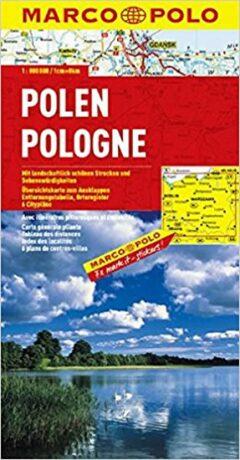 Polsko/mapa 1:800T MD - neuveden