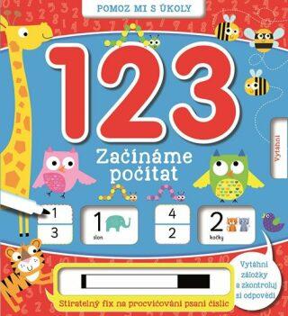 Pomoz mi s úkoly - 123 Začínáme počítat