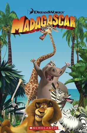 Popcorn ELT Readers 1: Madagascar 1 - Taylor Nicole